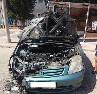 מכירת מכונית לפירוק